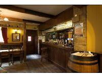 BAR STAFF REQUIRED FOR DROP INN, ELLAND - FULL & PART TIME POSITIONS AVAILABLE