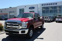 2015 Ford F-250 XLT  4X4 NEW SYNC PWR DRIVER SEAT TRAILER TOW PK
