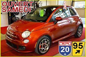 2012 Fiat 500 Sport * BLUETOOTH * TOIT OUVRANT *