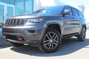 2017 Jeep Grand Cherokee TRAILHAWK+CAMERA DE RECUL+TOIT OUVRANT