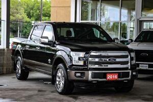 "2016 Ford F150 4x4 - Supercrew King Ranch - 145"" WB"