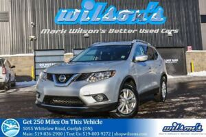 2015 Nissan Rogue SV AWD SUV! PANORAMIC SUNROOF! REAR CAMERA! HE