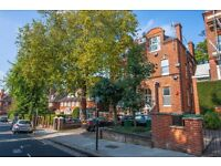 Charming TWO DOUBLE BEDROOM flat close to HAMPSTEAD available now