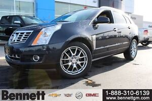 2014 Cadillac SRX Premium -AWD with Nav, roof + 20' Rims with lo