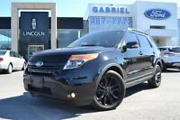 2012 Ford Explorer Limited 4WD FULL!!!7 PASSENGERS WITH ROOF AND