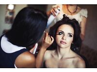 Wedding make up artist £200.00 including trial and all wedding party **website link attached **