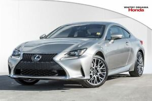 2017 Lexus RC 350 Coupe | Automatic