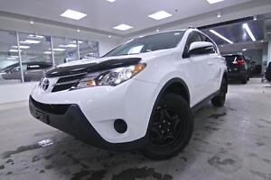 2014 Toyota RAV4 LE AWD, TCUV, ONE OWNER, NO ACCIDENTS, POWER GR