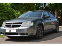 2008 DODGE AVENGER 2.0D CRD DIESEL SALOON 4 DOOR AUDI, VW ENGINE MUSCLE CAR
