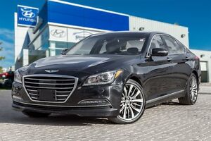 2015 Hyundai Genesis 5.0 ULTIMATE LEATHER ROOF NAV FULLY LOADED