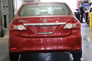 2011 Toyota Corolla SINGLE OWNER LOW MILEAGE CE London Ontario image 5