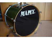 Mapex Pro Series Bass Drum