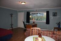 Large bachelor suite in Oliver B.C