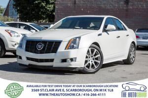 2013 Cadillac CTS CTS4 AWD PanoRoof BackupCam