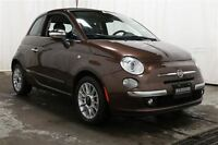 2014 Fiat 500 C CONVERTIBLE AUTO A/C CUIR MAGS