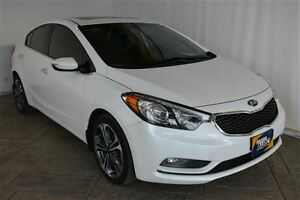 2014 Kia Forte SX GDI, LEATHER, SUNROOF, NAVIGATION