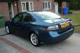 Urgent Sale!!! Saab 9-3 Vector Sport TTID 1.9 Diesel Saloon 180 BHP For Sale Better than BMW Audi