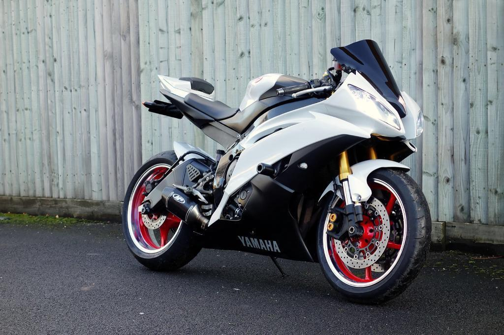 Yamaha R6 2008 13S | in Coventry, West Midlands | Gumtree