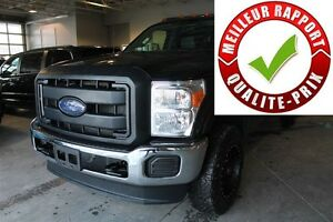 2014 Ford F-250 XL-SUPER DUTY *-A/C-CUIR-ATTACHE REMORQUE-GROUPE