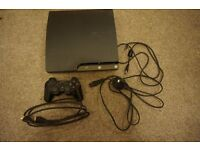 Playstation 3 Console with Controller