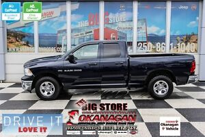 2012 Ram 1500 ST, Accident Free, One Owner!!!