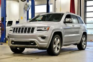 2015 Jeep Grand Cherokee OVERLAND * DIESEL * TOIT PANO * HITCH *