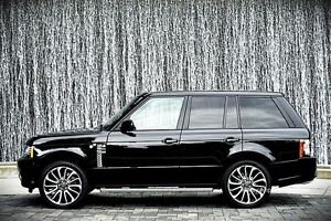 2012 Land Rover Range Rover Supercharged Autobiography