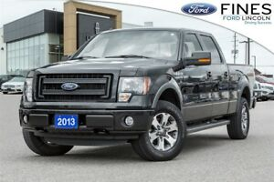 2013 Ford F-150 FX4 - LONGBOX WITH A 5.0L V8!