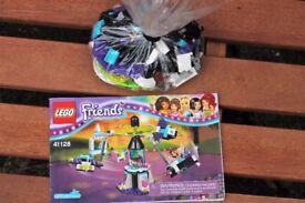 Lego Friends Amusement Park Space Ride