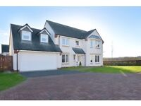 Luxury 5 Bedroom Detached Property In Bonnyrigg, available Late March, £1795 PCM