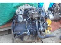1995 2.5 Ford Transit Diesel Engine