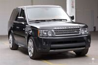 2011 Land Rover Range Rover Sport Supercharged - WTY Until 12/20