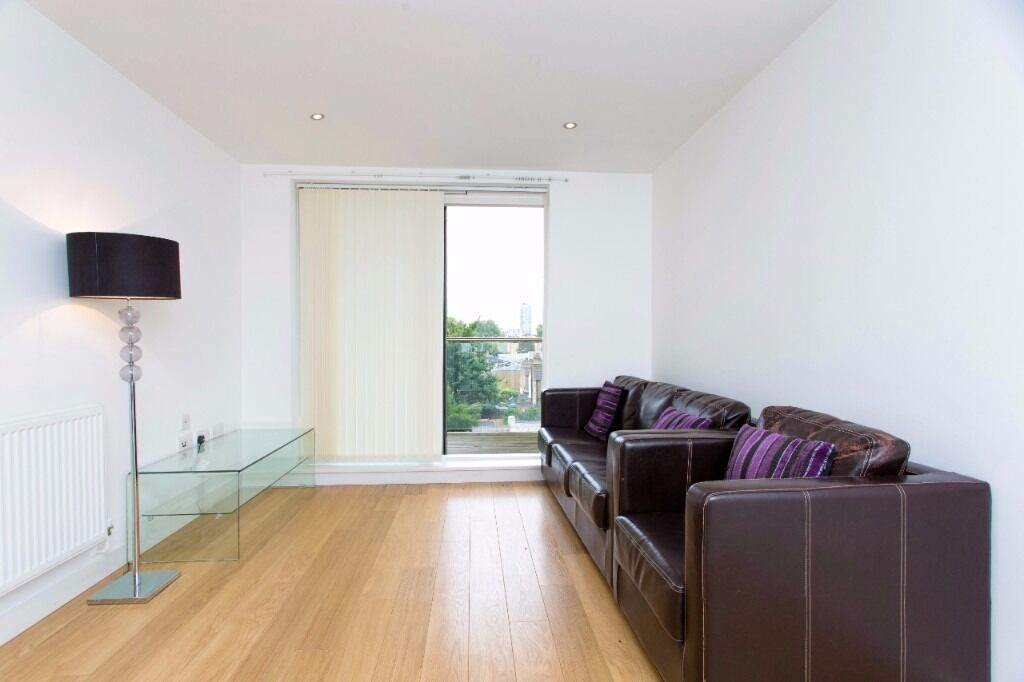 #LOVELY MODERN 1 BED APARTMENT W/ GYM & CONCIERGE IN SILVERMIL, LEWISHAM SE13