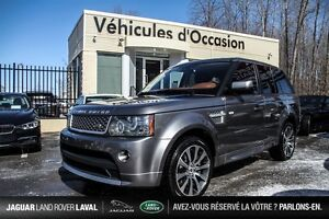 2011 Land Rover Range Rover Sport Autobiography Supercharged Gar