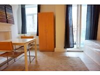 Big size twin room to rent in Bow, close to station