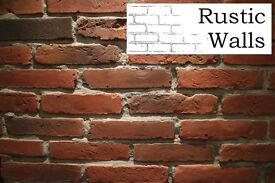 Slim Bricks   Brick Slips   Brick Tiles   Reclimed Brick Tiles Architectural Concrete