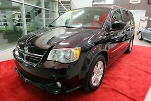 2015 Dodge Grand Caravan Crew - GPS, cuir