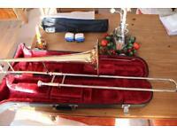 Yamaha YSL354 Bb Tenor Trombone