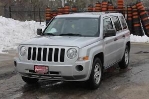 2008 Jeep Patriot Sport/North | CERTIFIED + E-Tested