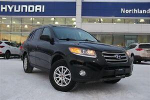 2012 Hyundai Santa Fe GLS/Sunroof/Heated Seats/Power Locks