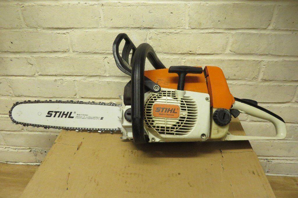 Stihl 026 pro chainsaw, new bar, recent chain, see demo video    | in  Blandford Forum, Dorset | Gumtree