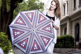 Authentic Chanel Airline VIP Umbrella