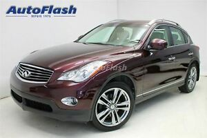 2012 Infiniti EX35 Luxury AWD Journey *Caméra 360* Navigation *