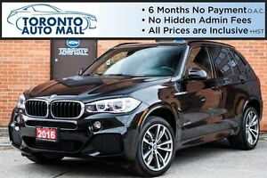 2016 BMW X5 xDrive35i+M SPORT+HEADS UP DISPLAY+HARMEN KARDON+N