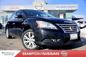 2014 Nissan Sentra 1.8 SL *Leather,Navigation,Rear view monitor*