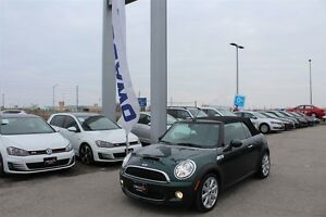 2010 MINI COOPER S Base w/ Heated Seats & Blueooth!!