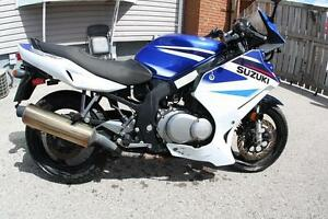 2007 Suzuki GS500 (Parts Bike)