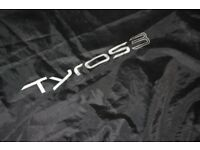Preowned Tyros 3 61 Note Keyboard Dust Cover