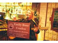 Emily-Rose Music - Professional Wedding Singer / Private Parties / Events