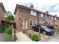 3 bed end terrance house